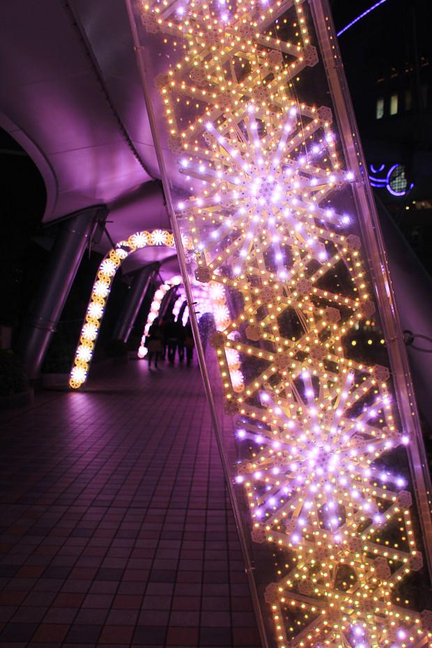 後楽園クリスマス(Xmas)イルミネーション187