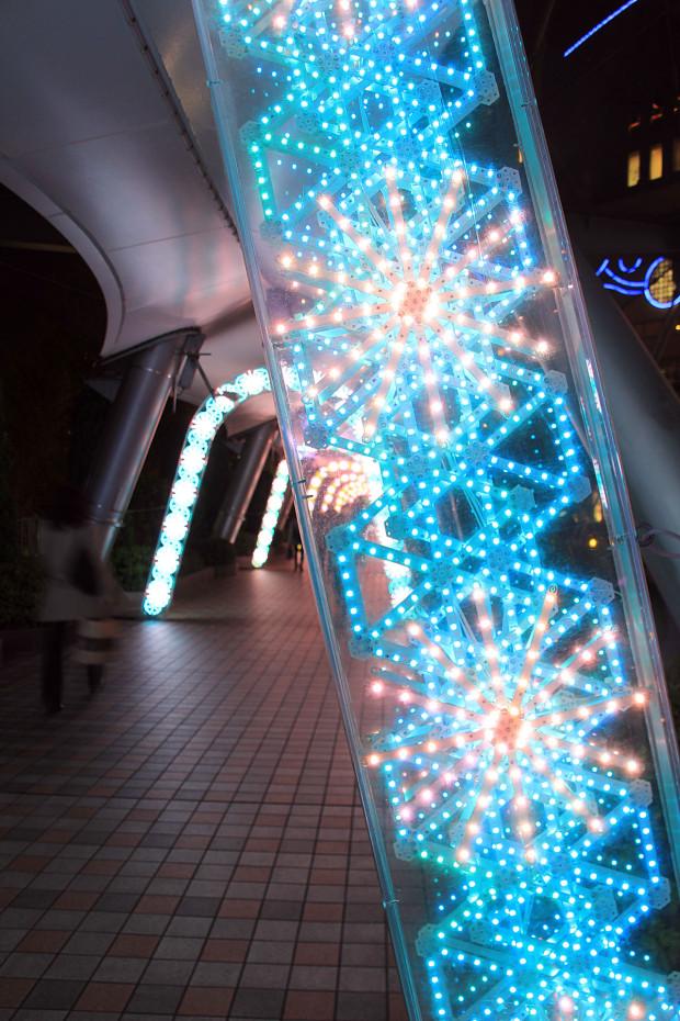 後楽園クリスマス(Xmas)イルミネーション189