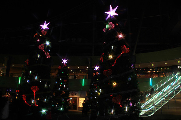 後楽園クリスマス(Xmas)イルミネーション193