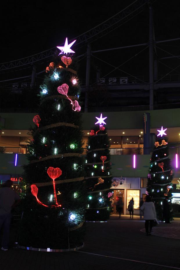 後楽園クリスマス(Xmas)イルミネーション197