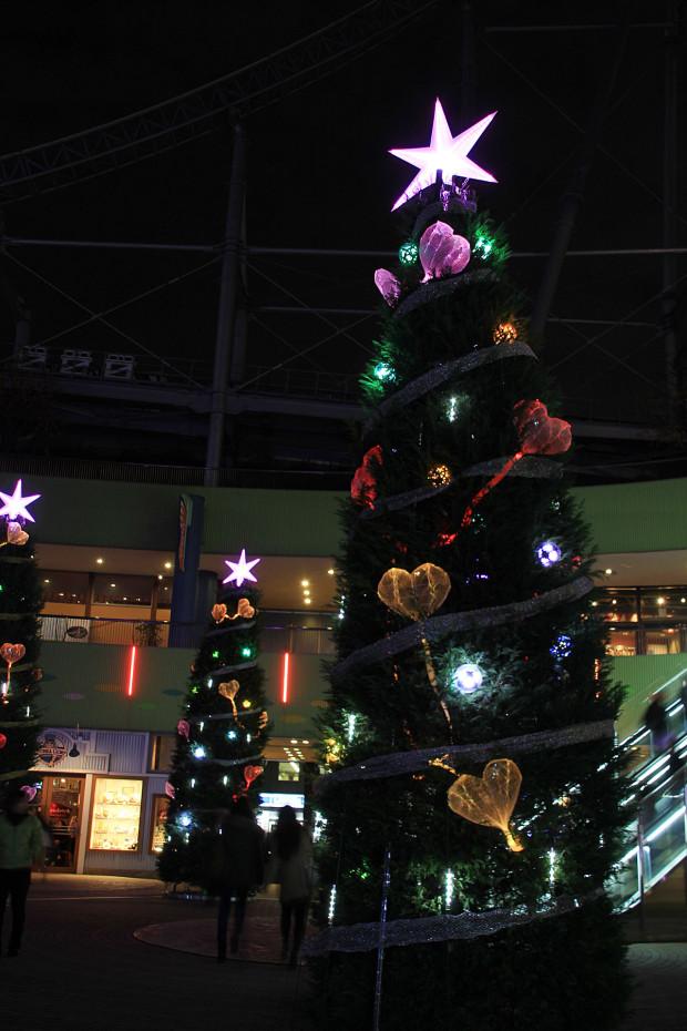 後楽園クリスマス(Xmas)イルミネーション198