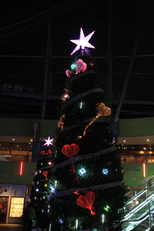 後楽園クリスマス(Xmas)イルミネーション199