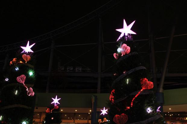 後楽園クリスマス(Xmas)イルミネーション201