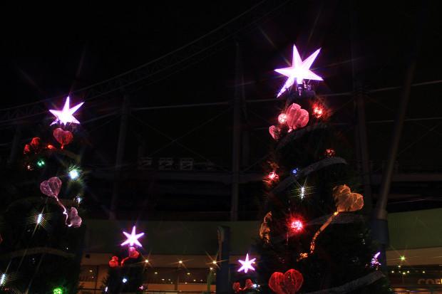 後楽園クリスマス(Xmas)イルミネーション202