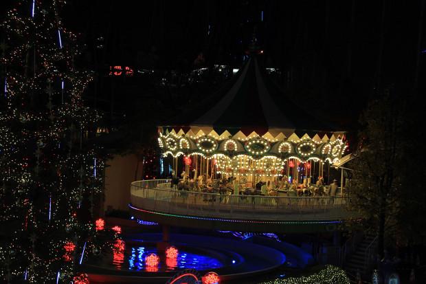 後楽園クリスマス(Xmas)イルミネーション203