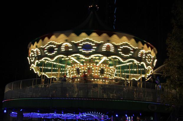 後楽園クリスマス(Xmas)イルミネーション206