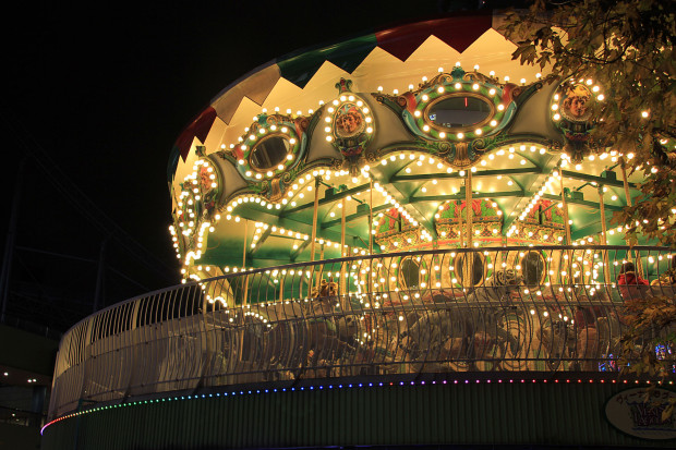 後楽園クリスマス(Xmas)イルミネーション207