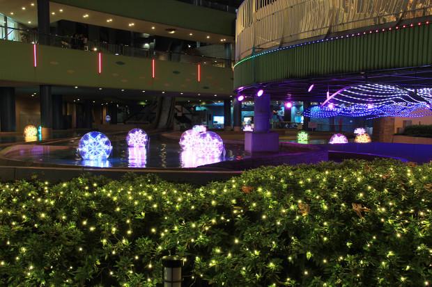 後楽園クリスマス(Xmas)イルミネーション208