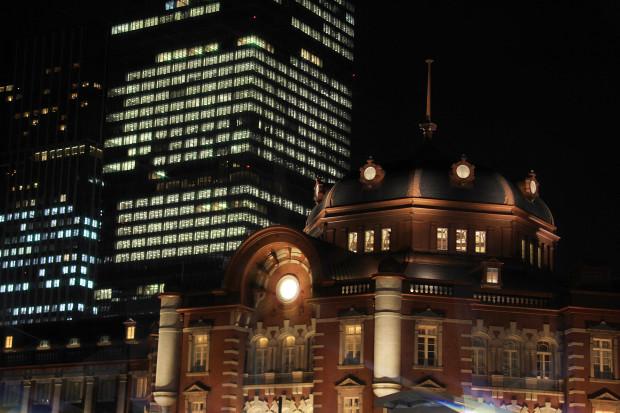東京駅の夜019