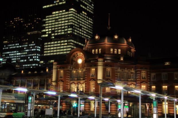 東京駅の夜020
