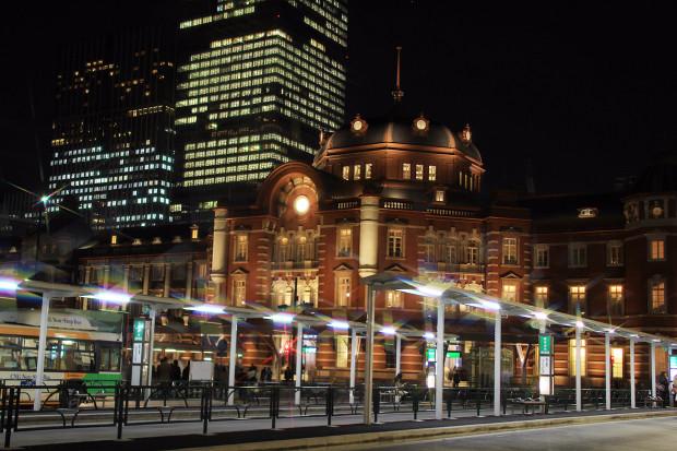 東京駅の夜021