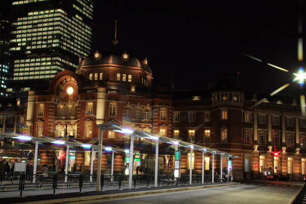 東京駅の夜022
