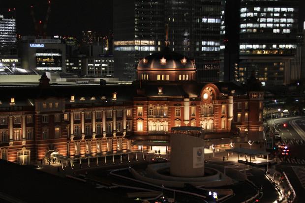東京駅の夜023