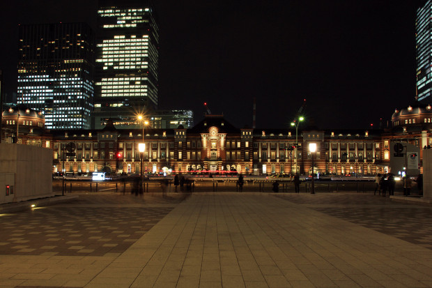 東京駅の夜026