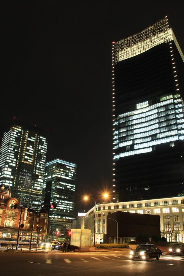 東京駅の夜027