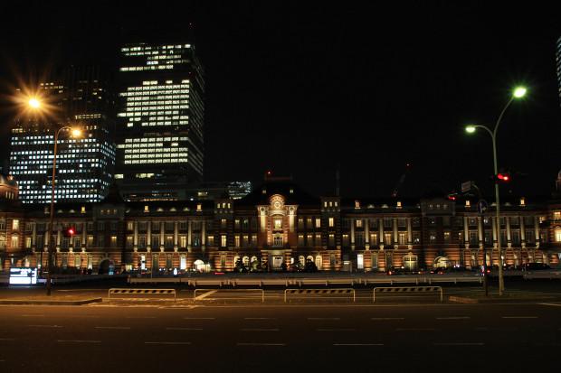 東京駅の夜030