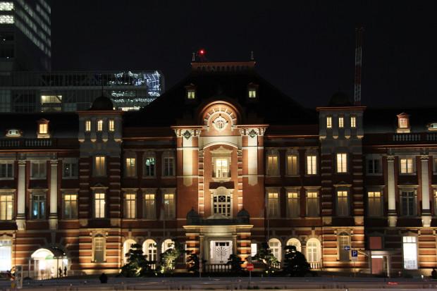 東京駅の夜031