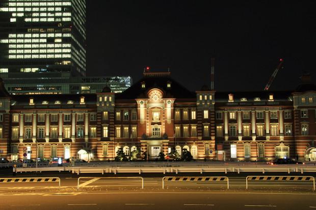 東京駅の夜032
