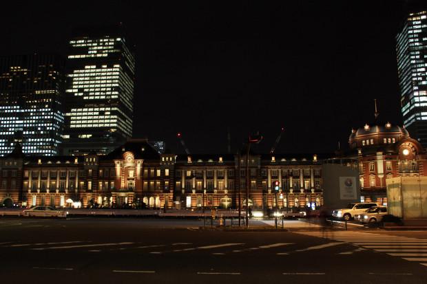 東京駅の夜039