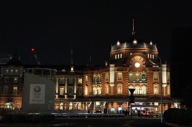 東京駅の夜040