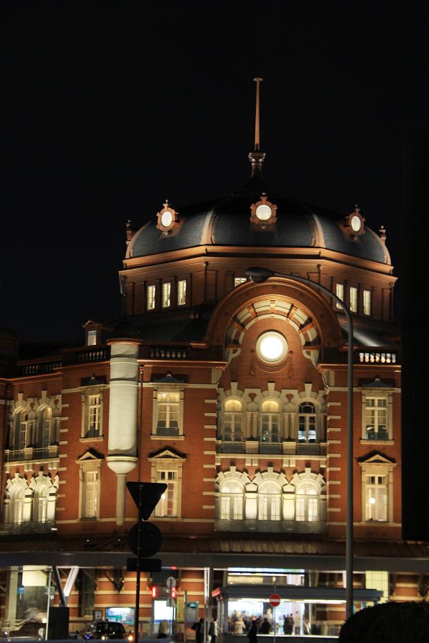 東京駅の夜043