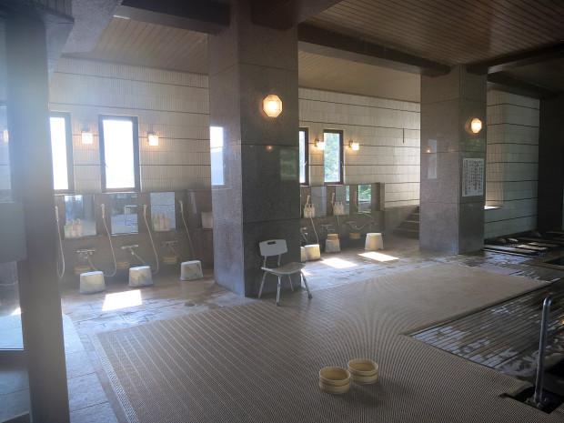 温泉宿|お風呂005