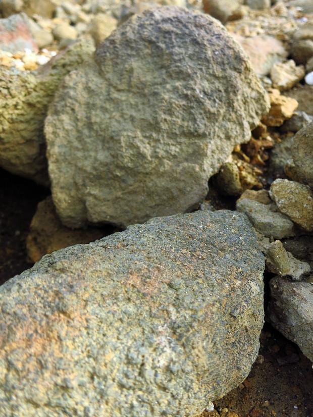 岩|石016