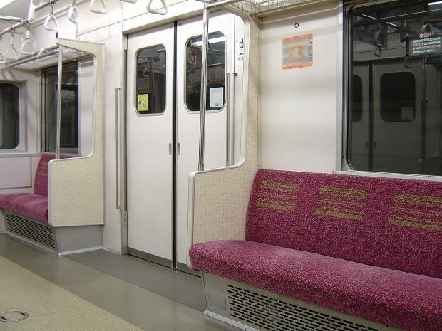 電車内|004