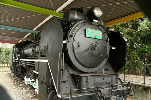 蒸気機関車|D5189|001