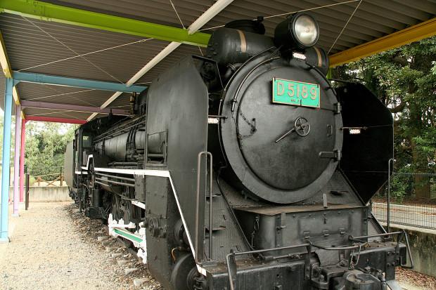 蒸気機関車|D5189|002