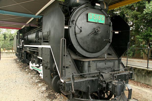 蒸気機関車|D5189|003