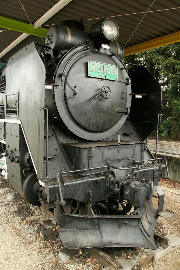 蒸気機関車 D5189 004