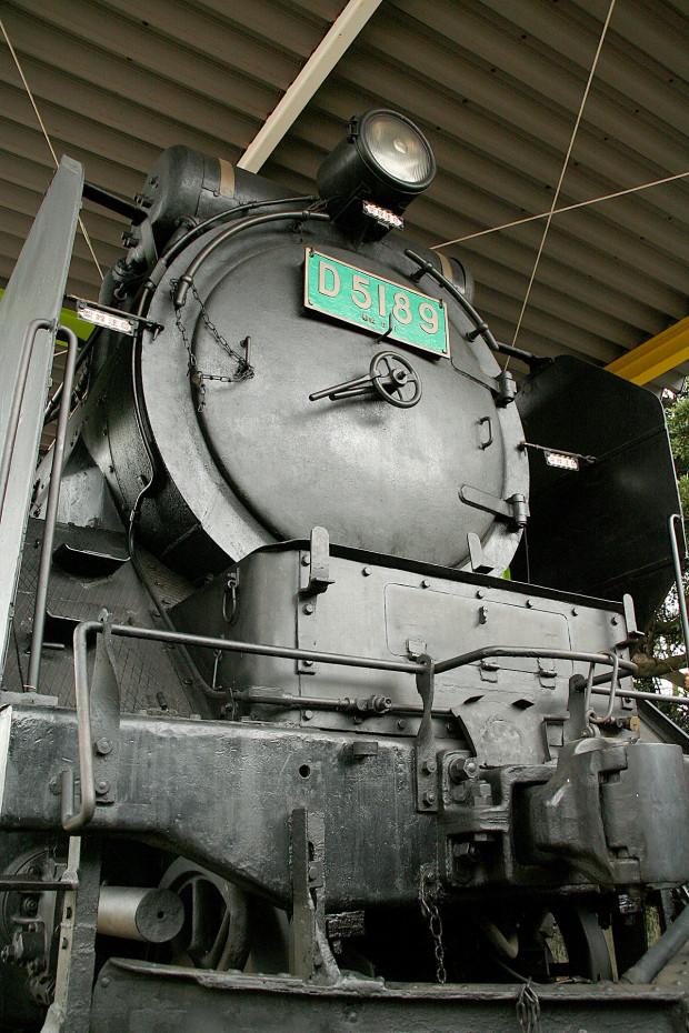 蒸気機関車 D5189 006