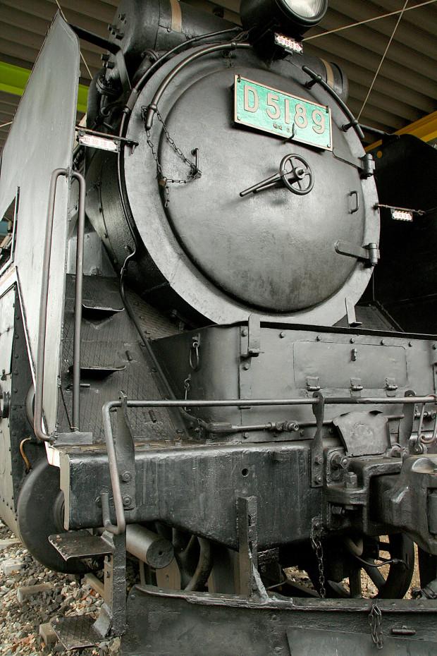 蒸気機関車|D5189|007