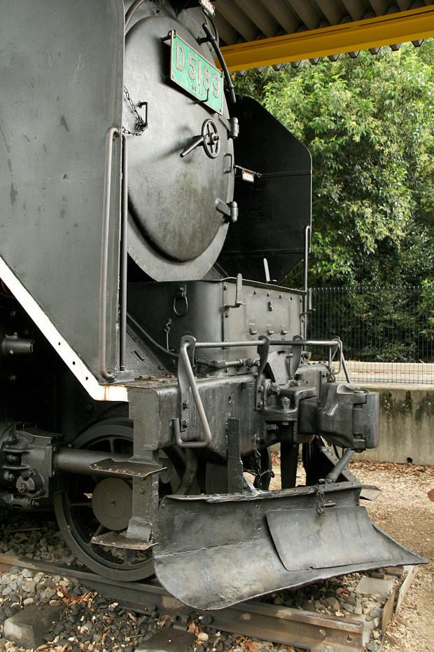 蒸気機関車 D5189 009