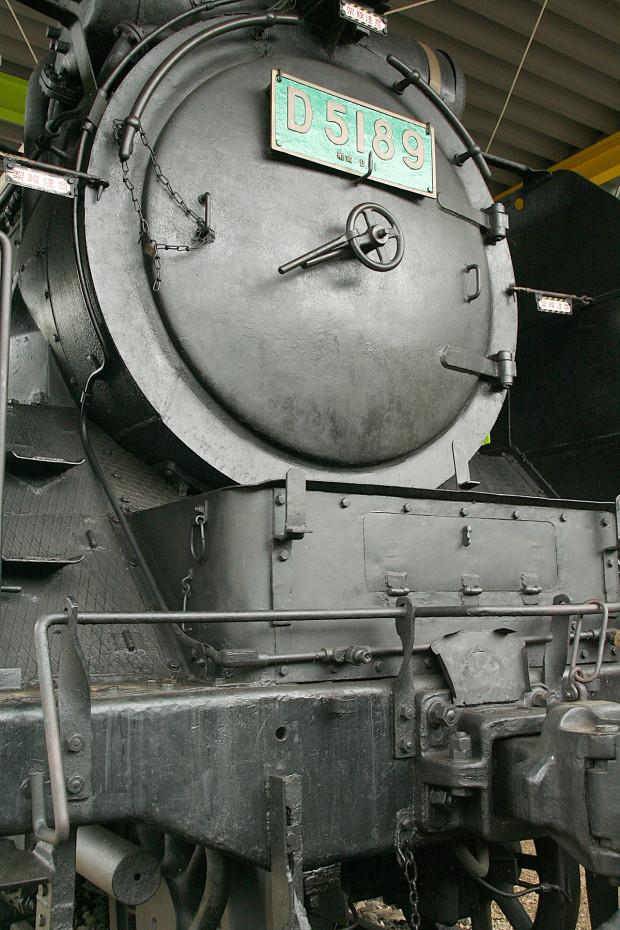 蒸気機関車|D5189|010