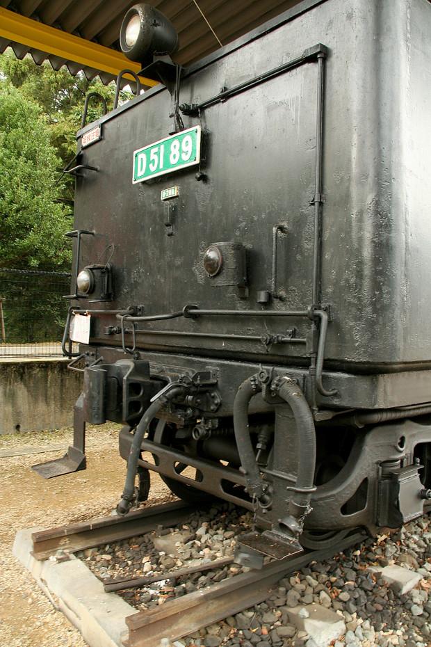 蒸気機関車 D5189 016