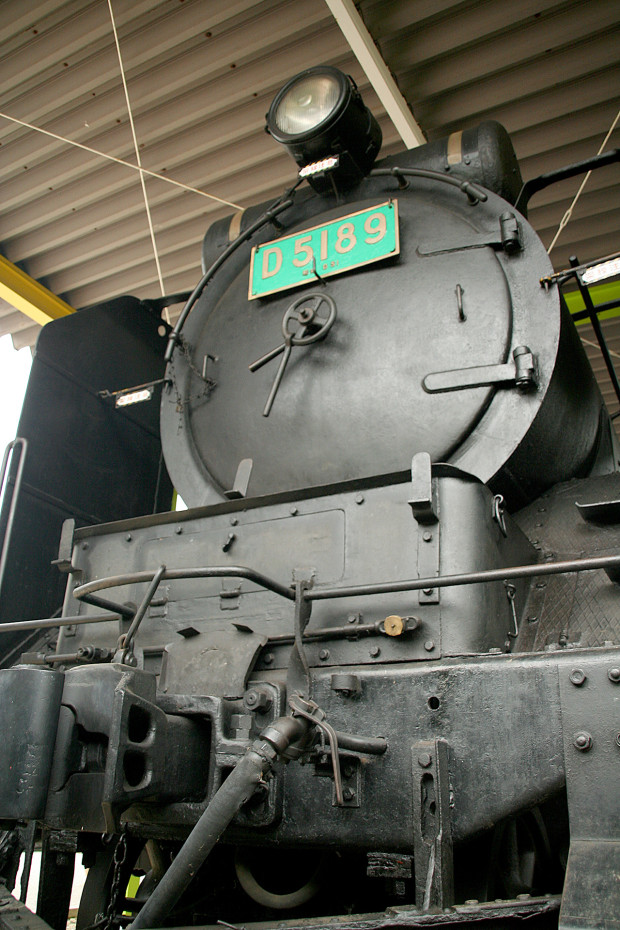 蒸気機関車|D5189|024