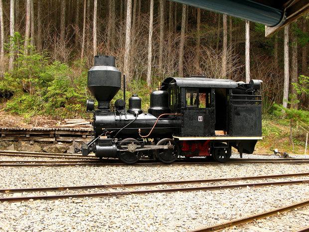 赤沢森林鉄道006