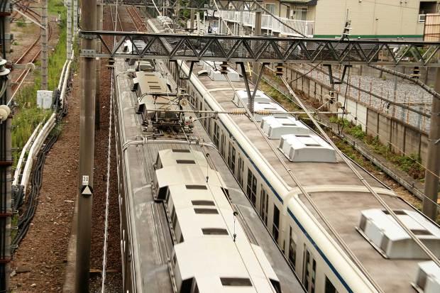 池袋路線|電車と線路001