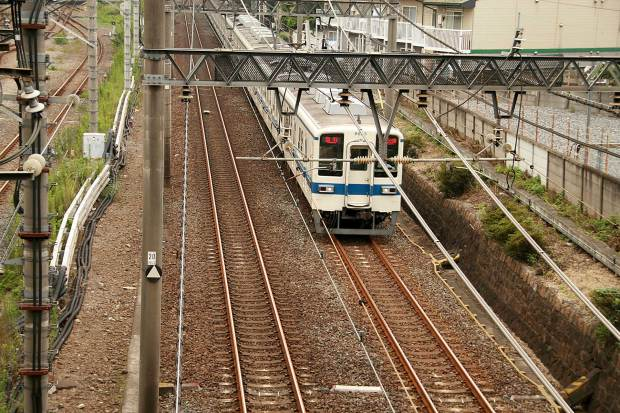 池袋路線|電車と線路005