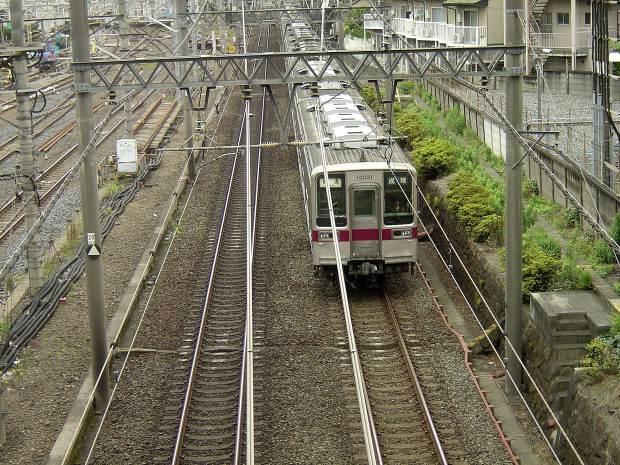 池袋路線|電車と線路006