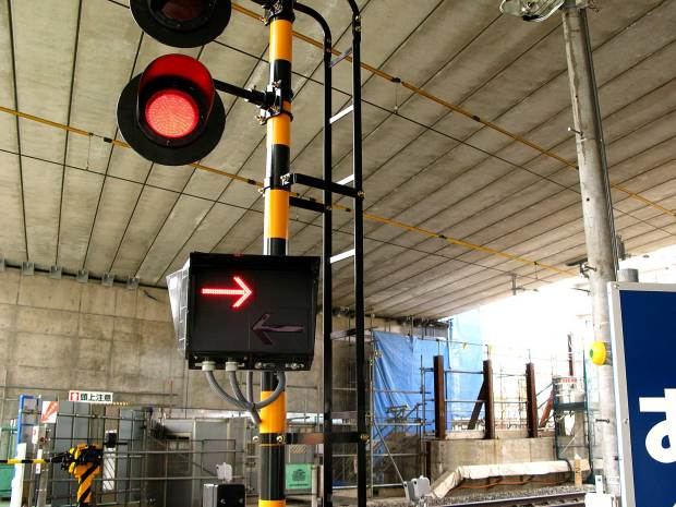 池袋路線|電車と線路008