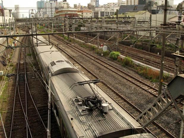 池袋路線|電車と線路010