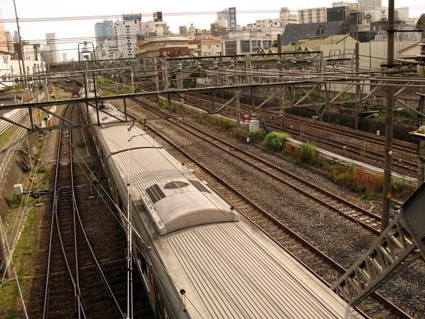 池袋路線|電車と線路012