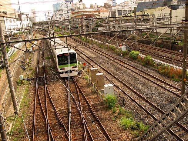 池袋路線|電車と線路013