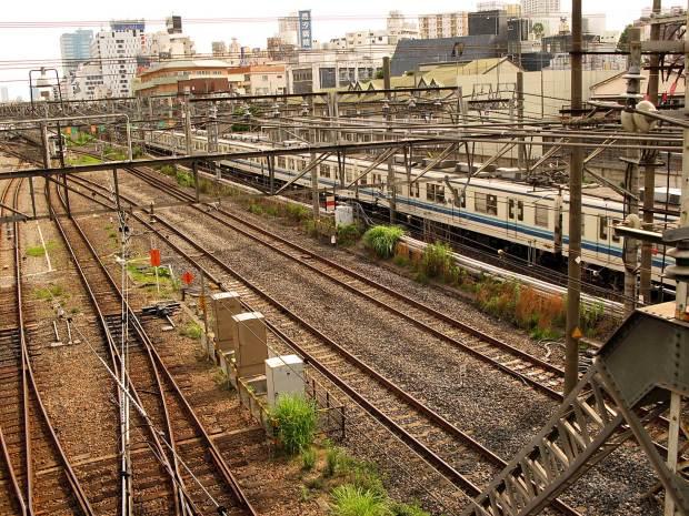 池袋路線|電車と線路014