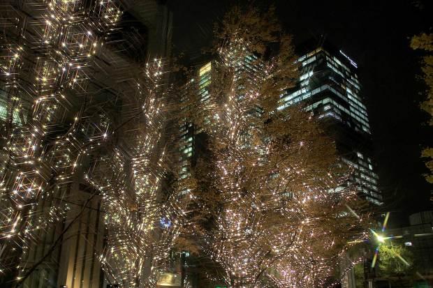 丸の内クリスマスイルミネーション035