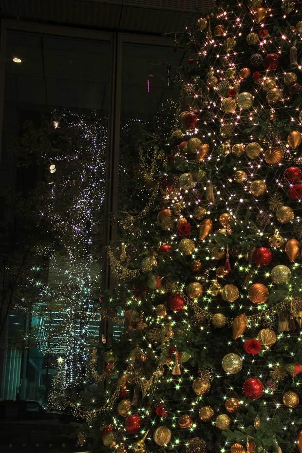 丸の内クリスマスイルミネーション クリスマスツリー074