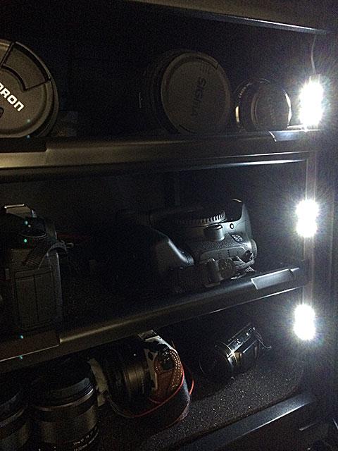 LED庫内照明